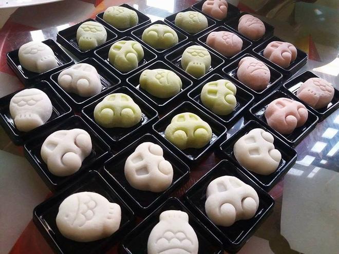 Hòa chung không khí người người làm bánh Trung thu, mẹ trẻ làm ngay phiên bản lỗi khiến dân mạng cười rơi răng - Ảnh 10.