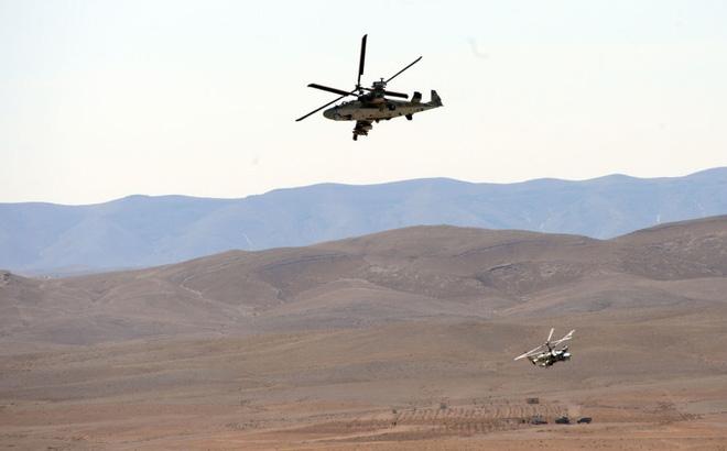 """Ka-52 Nga """"bắn nhầm"""": Lộ bí mật khiến kẻ địch khiếp vía"""