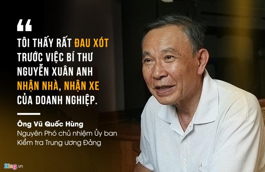 Ong Nguyen Xuan Anh se bi xu ly ky luat nhu the nao? hinh anh 1