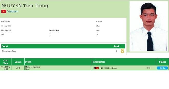 Tài năng 9x Việt đoạt HCV giải châu Á: Thứ 5 SEA Games hạ hàng loạt cao thủ - 1