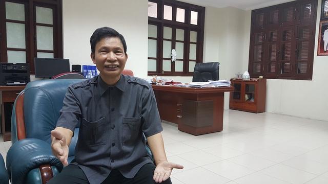 Ông Nguyễn Minh Mẫn- Quyền Vụ trưởng Vụ III trong lần trao đổi với PV Dân trí.