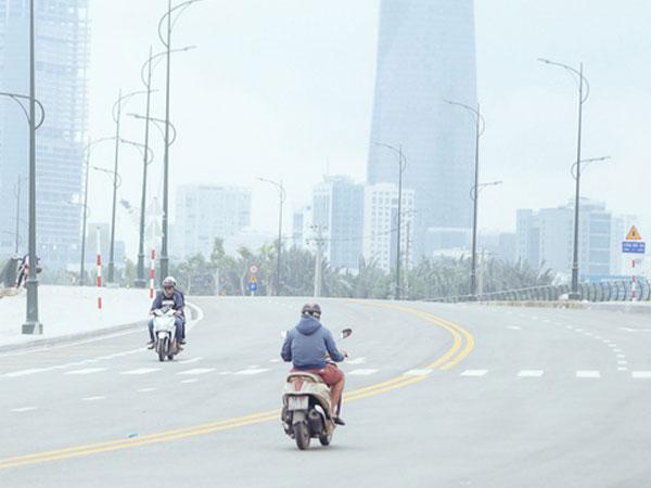 Hàng loạt cao ốc ở Sài Gòn