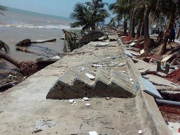 Thanh Hóa mất 1000 tỉ do bão: Con số thiệt hại giảm 250 tỉ đồng(?!)