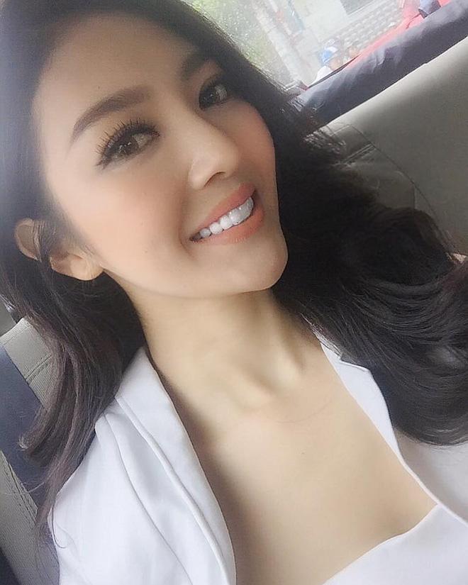 """Nhan sắc đời thường của 10 cô gái đầu tiên lọt vào Bán kết """"Hoa hậu Hoàn vũ Việt Nam 2017"""" như thế nào? - Ảnh 3."""