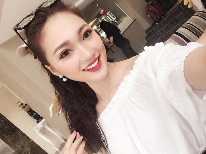 """Nhan sắc đời thường của 10 cô gái đầu tiên lọt vào Bán kết """"Hoa hậu Hoàn vũ Việt Nam 2017"""" như thế nào? - Ảnh 6."""