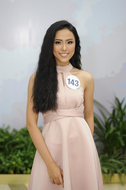 Nhan sắc đời thường của 10 cô gái đầu tiên lọt vào Bán kết Hoa hậu Hoàn vũ Việt Nam 2017 như thế nào? - Ảnh 14.