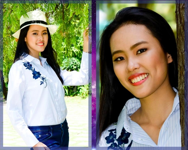 Nhan sắc đời thường của 10 cô gái đầu tiên lọt vào Bán kết Hoa hậu Hoàn vũ Việt Nam 2017 như thế nào? - Ảnh 17.