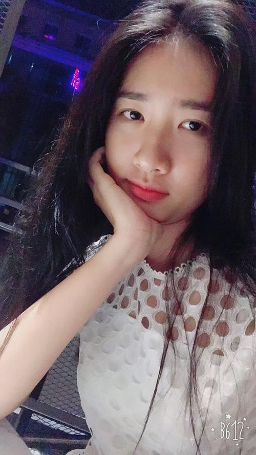 Nhan sắc đời thường của 10 cô gái đầu tiên lọt vào Bán kết Hoa hậu Hoàn vũ Việt Nam 2017 như thế nào? - Ảnh 22.