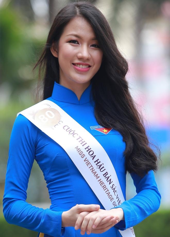 """Nhan sắc đời thường của 10 cô gái đầu tiên lọt vào Bán kết """"Hoa hậu Hoàn vũ Việt Nam 2017"""" như thế nào? - Ảnh 26."""