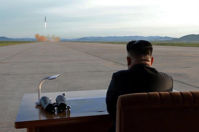 Triều Tiên dọa thử bom H ngoài Thái Bình Dương - Ảnh 2.