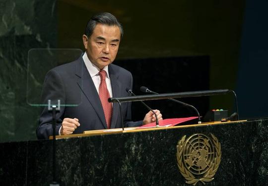 Trung Quốc khuyên Triều Tiên ngừng đi theo hướng nguy hiểm - Ảnh 1.