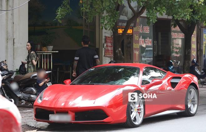[Video hot] Tuấn Hưng phóng siêu xe Ferrari 15 tỷ gây chú ý trên phố - Ảnh 7.