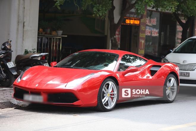 [Video hot] Tuấn Hưng phóng siêu xe Ferrari 15 tỷ gây chú ý trên phố - Ảnh 9.