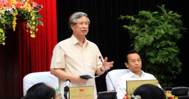 UBKTTW vào Đà Nẵng công bố kết luận về Bí thư, Chủ tịch - ảnh 1