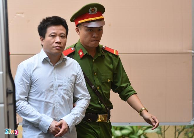 VKS khong de nghi giam an cho Ha Van Tham, Nguyen Xuan Son hinh anh 1