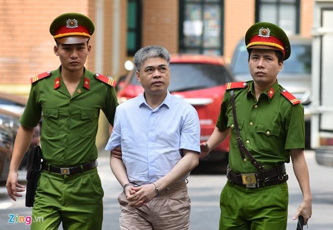 VKS khong de nghi giam an cho Ha Van Tham, Nguyen Xuan Son hinh anh 2