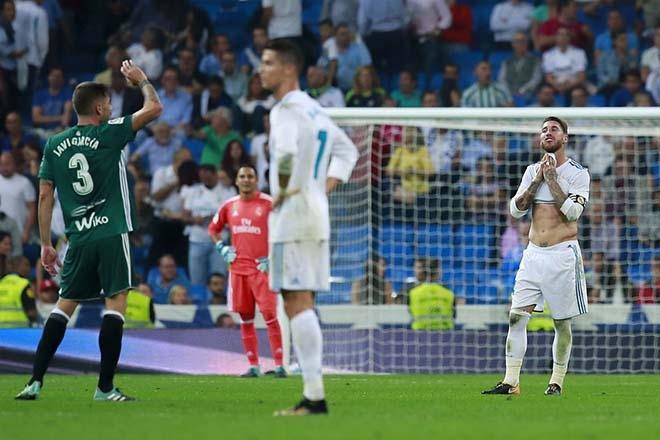 """Zidane nhận tối hậu thư """"Bố già"""": Buông Liga, phải """"ăn"""" hat-trick C1 - 1"""