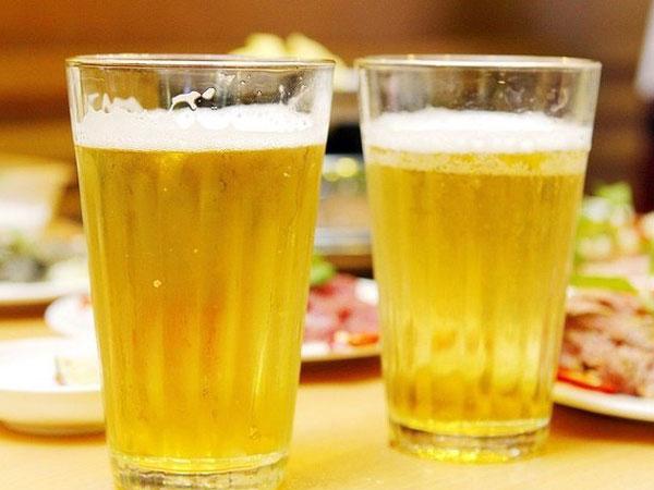 1/3 nam giới uống rượu bia mức...đột quỵ, tiểu đường, ung thư...