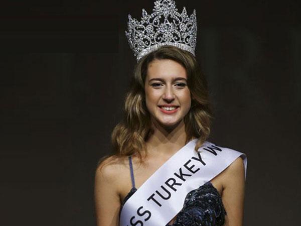 Hoa hậu Thổ Nhĩ Kỳ bị tước vương miện sau một ngày đăng quang