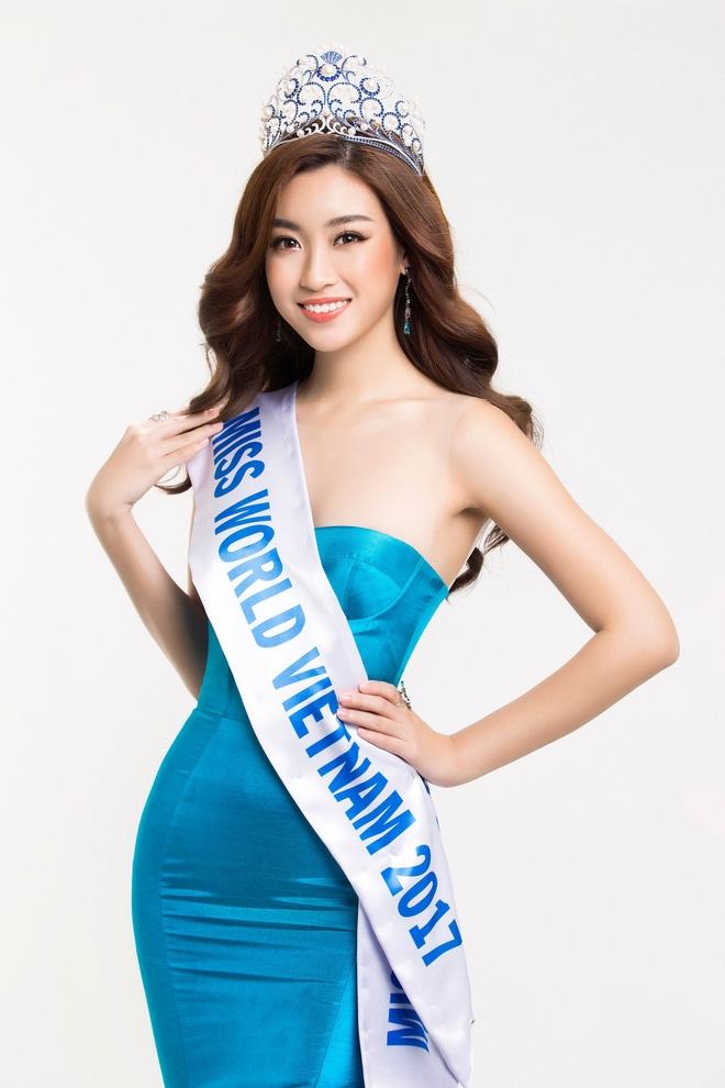 Bị chê nhạt nhưng Mỹ Linh lại là người đẹp nổi bật nhất của Việt Nam tại đấu trường nhan sắc quốc tế - Ảnh 1.