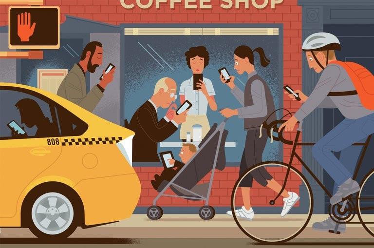 Chung nghien smartphone: Can benh cua thoi dai hinh anh 2