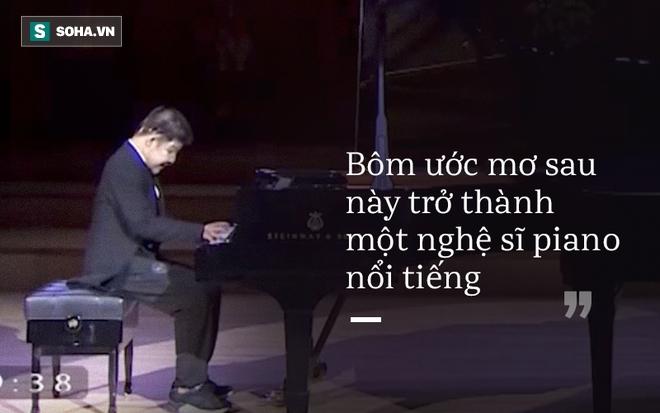 Con trai Quốc Tuấn: Bôm là đàn ông, Bôm can đảm lắm - Ảnh 1.