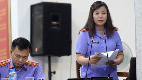Oceanbank, Đại án Oceanbank, Nguyễn Xuân Sơn, Hà Văn Thắm, Ninh Văn Quỳnh, Ngân hàng Đại Dương, PVN