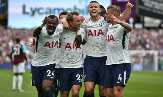 Mất người, Tottenham suýt chia điểm tại West Ham - Ảnh 1.