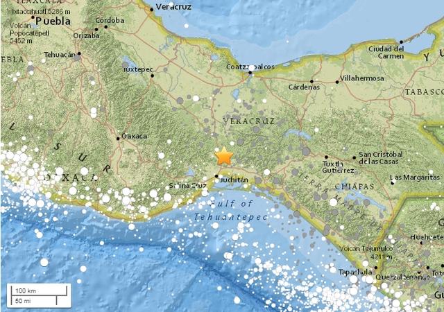 Mexico lại hứng thêm 2 trận động mạnh trong một ngày - Ảnh 3.