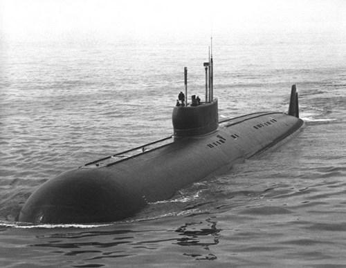 Những kỷ lục của hạm đội tàu ngầm Nga - Ảnh 2.