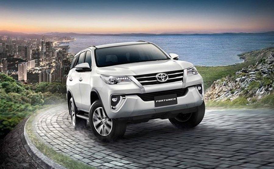 Pajero Sport, SUV, ô tô nhập khẩu, ô tô Mitsubishi, Toyota Fortuner, ô tô giảm giá, ô tô Nhật, giá ô tô