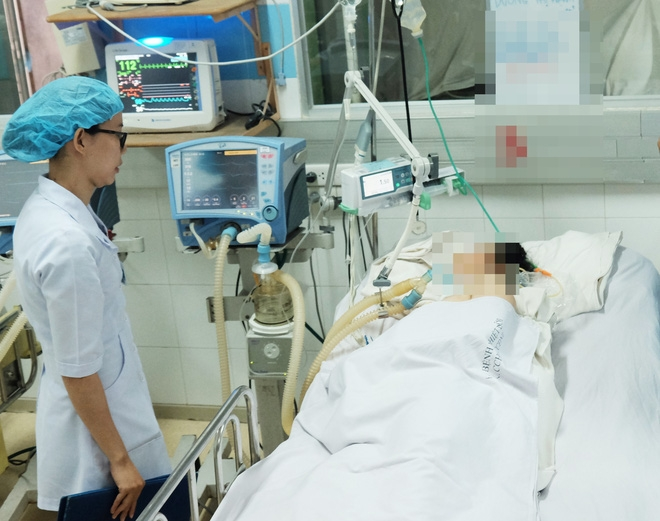 Vụ người phụ nữ nguy kịch sau phẫu thuật gọt cằm: Đã chuyển nữ bệnh nhân qua Singapore điều trị - Ảnh 1.
