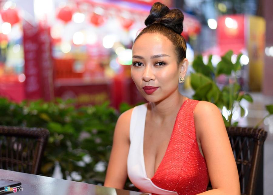 Ca si 'xau la' Thao Trang: 'Khong muon nhac toi ba cua con trai nua' hinh anh 1