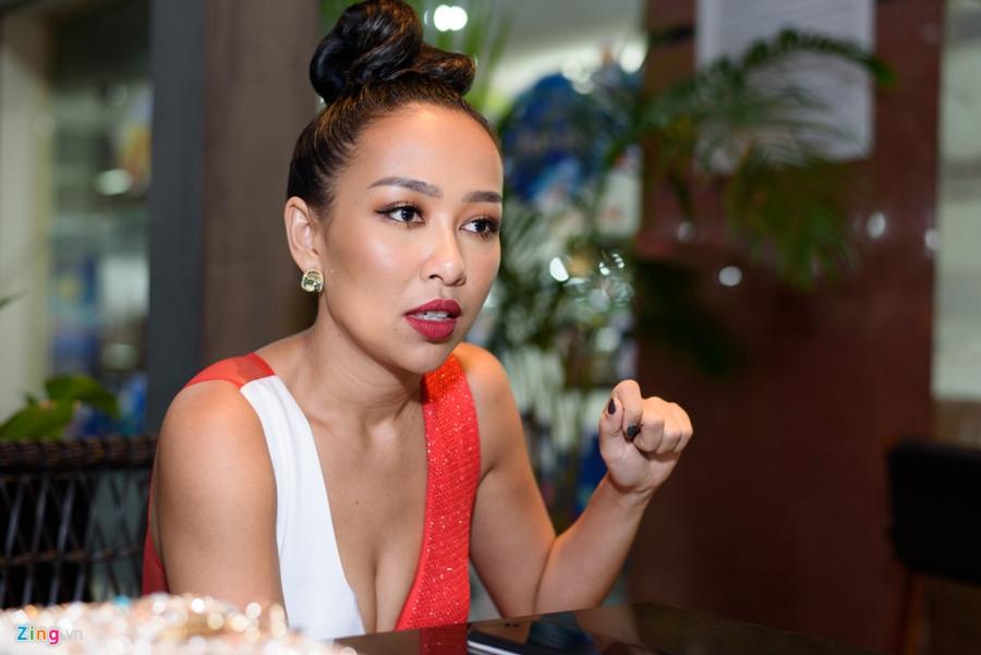 Ca si 'xau la' Thao Trang: 'Khong muon nhac toi ba cua con trai nua' hinh anh 2