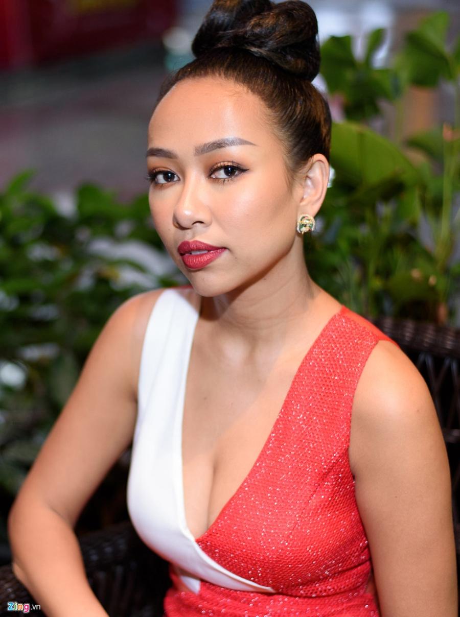 Ca si 'xau la' Thao Trang: 'Khong muon nhac toi ba cua con trai nua' hinh anh 5