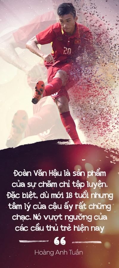 Doan Van Hau: Neu khong da bong, se lam chang lo xe hinh anh 8