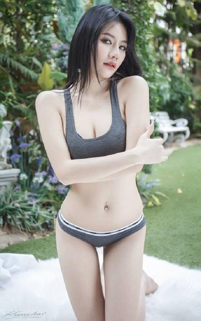 "ngam gan ""nu than sexy"" moi noi khien dan ong thai lan dien dao hinh anh 12"