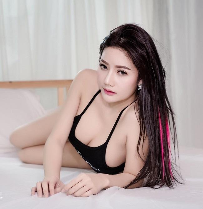 "ngam gan ""nu than sexy"" moi noi khien dan ong thai lan dien dao hinh anh 13"