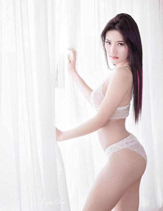"ngam gan ""nu than sexy"" moi noi khien dan ong thai lan dien dao hinh anh 16"