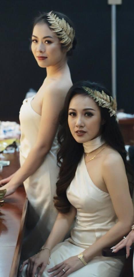 BTV Thời sự Hoài Anh quyến rũ như một nữ thần - Ảnh 5.