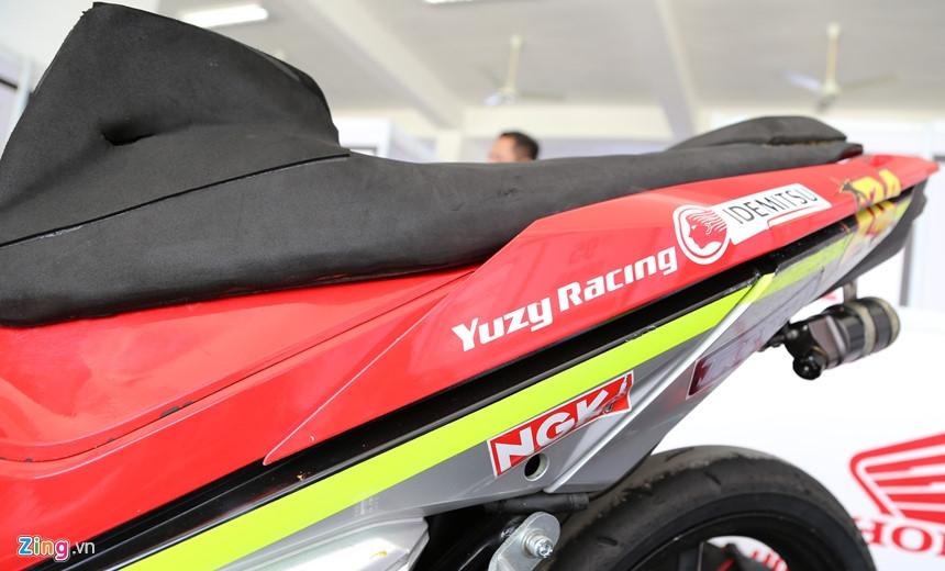 Honda Winner 150 ban xe dua cua tay lai Viet hinh anh 4
