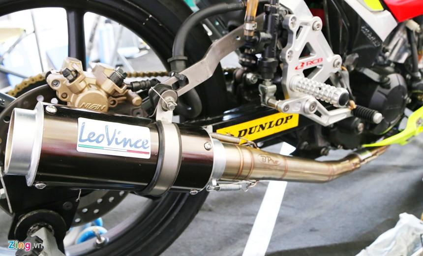 Honda Winner 150 ban xe dua cua tay lai Viet hinh anh 8