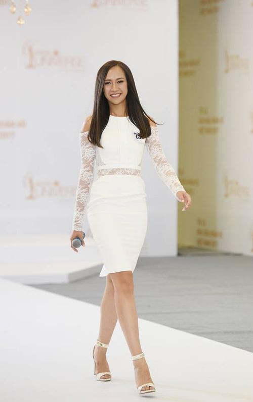 Mâu Thủy là 1 trong 10 thí sinh tiếp theo lọt vào Bán kết Hoa hậu Hoàn vũ Việt Nam - Ảnh 6.