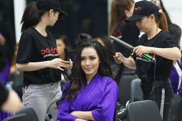 Mâu Thủy là 1 trong 10 thí sinh tiếp theo lọt vào Bán kết Hoa hậu Hoàn vũ Việt Nam - Ảnh 7.