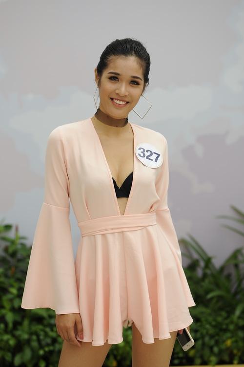 Mâu Thủy là 1 trong 10 thí sinh tiếp theo lọt vào Bán kết Hoa hậu Hoàn vũ Việt Nam - Ảnh 10.