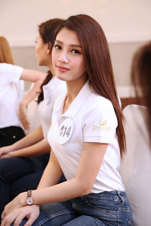 Mâu Thủy là 1 trong 10 thí sinh tiếp theo lọt vào Bán kết Hoa hậu Hoàn vũ Việt Nam - Ảnh 12.
