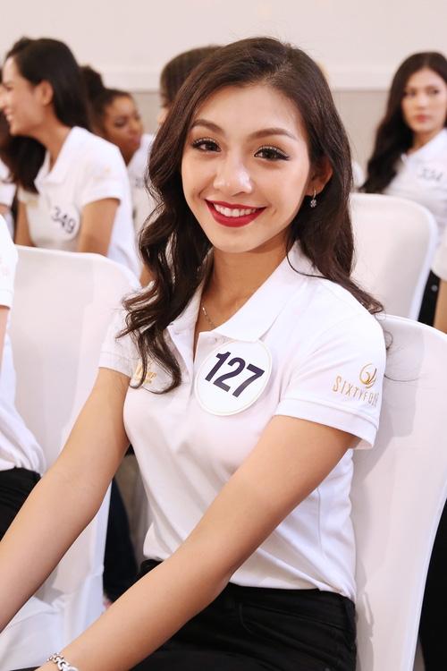 Mâu Thủy là 1 trong 10 thí sinh tiếp theo lọt vào Bán kết Hoa hậu Hoàn vũ Việt Nam - Ảnh 20.