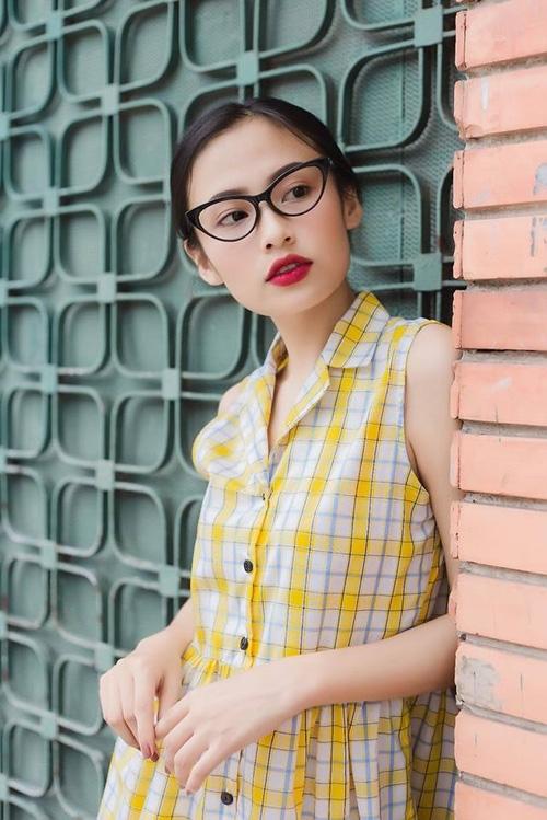 Nàng thơ mới của dân mạng Việt: Cô gái 22 tuổi dịu dàng với mái tóc đen và đôi mắt buồn - Ảnh 8.
