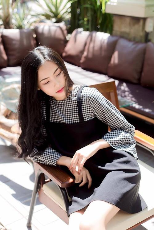 Nàng thơ mới của dân mạng Việt: Cô gái 22 tuổi dịu dàng với mái tóc đen và đôi mắt buồn - Ảnh 10.