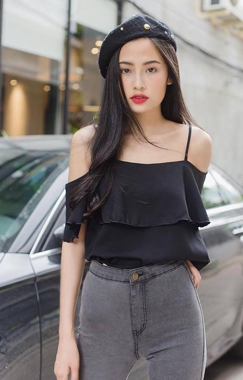 Nàng thơ mới của dân mạng Việt: Cô gái 22 tuổi dịu dàng với mái tóc đen và đôi mắt buồn - Ảnh 11.